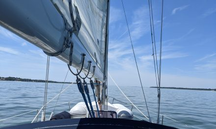 Sailing on the ICW